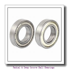 PEER 6002-ZZD Radial & Deep Groove Ball Bearings