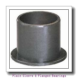 Bunting Bearings, LLC FF100101 Plain Sleeve & Flanged Bearings