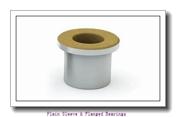 Bunting Bearings, LLC CB091118 Plain Sleeve & Flanged Bearings