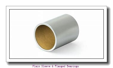 Bunting Bearings, LLC CB101618 Plain Sleeve & Flanged Bearings