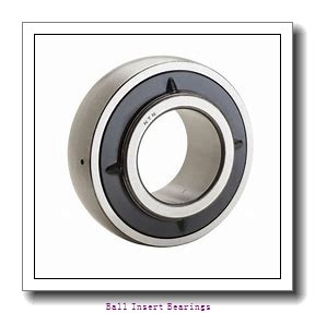 AMI KHR208NR Ball Insert Bearings