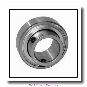 AMI KHR207-21 Ball Insert Bearings