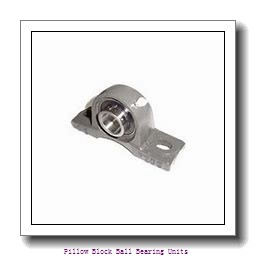 Sealmaster NPL-8 LO Pillow Block Ball Bearing Units