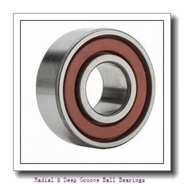 PEER 208KRR4 Radial & Deep Groove Ball Bearings