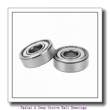 0.6250 in x 1.3750 in x 0.4375 in  Heim Bearing (RBC Bearings) RF102214PP Radial & Deep Groove Ball Bearings
