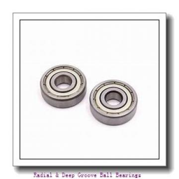 General 8704-88 Radial & Deep Groove Ball Bearings