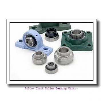 1.188 Inch | 30.175 Millimeter x 2.625 Inch | 66.675 Millimeter x 1.875 Inch | 47.63 Millimeter  Dodge P2B-IP-103RE Pillow Block Roller Bearing Units