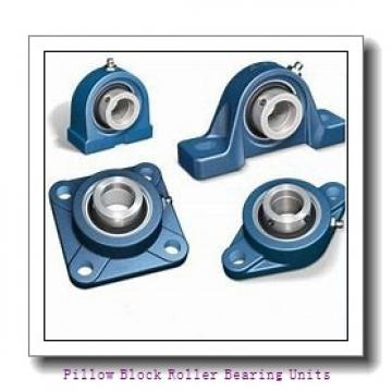 2.7500 in x 10.88 to 12.63 in x 5-3/4 in  Dodge P2BSD212E Pillow Block Roller Bearing Units