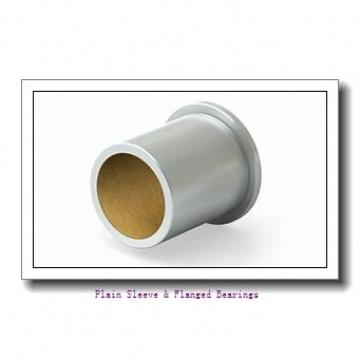 Bunting Bearings, LLC EP091308 Plain Sleeve & Flanged Bearings