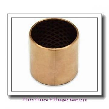 Bunting Bearings, LLC AA133207 Plain Sleeve & Flanged Bearings