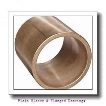 Bunting Bearings, LLC AA040707 Plain Sleeve & Flanged Bearings