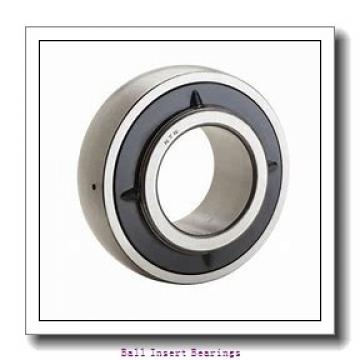 INA GYE75-KRR-B Ball Insert Bearings