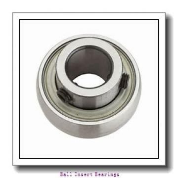 AMI UC207-23RT Ball Insert Bearings