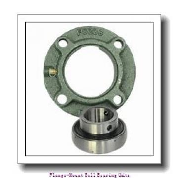 AMI KHFT207 Flange-Mount Ball Bearing Units