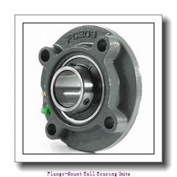 AMI UGFJT207 Flange-Mount Ball Bearing Units