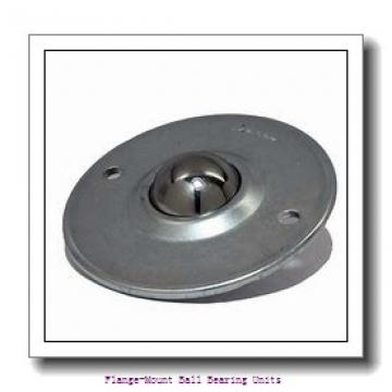 AMI MBNFL6CEW Flange-Mount Ball Bearing Units