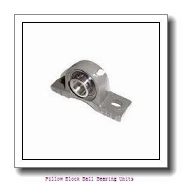 2.2500 in x 6-7/8 to 7-5/8 in x 2-9/16 in  Sealmaster NP36C CR Pillow Block Ball Bearing Units