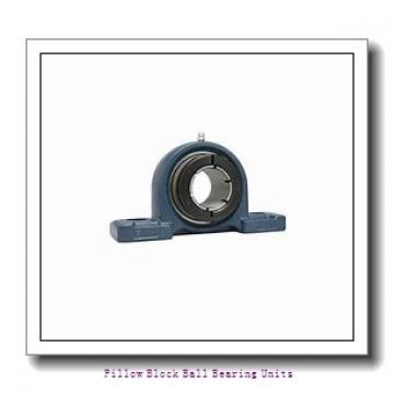 0.813 Inch | 20.65 Millimeter x 1.375 Inch | 34.925 Millimeter x 1.75 Inch | 44.45 Millimeter  Sealmaster SP-13 Pillow Block Ball Bearing Units