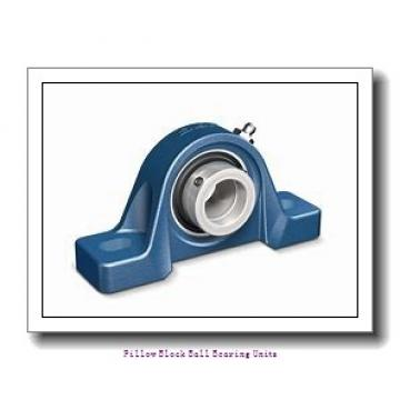 2.4375 in x 7.8750 to 9.3750 in x 2.7500 in  Sealmaster SPM-39 HTA Pillow Block Ball Bearing Units