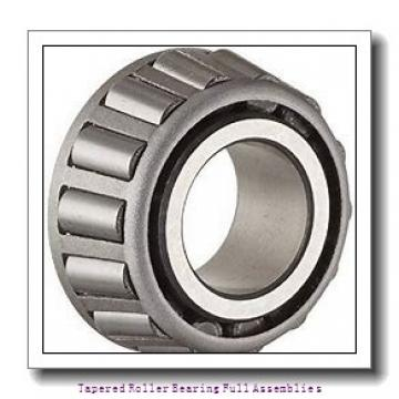 1.1813 in x 3.5000 in x 19.0500 mm  Timken NA15117SW 9-34 Tapered Roller Bearing Full Assemblies
